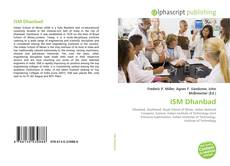 Bookcover of ISM Dhanbad
