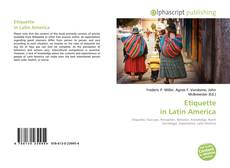 Bookcover of Etiquette in Latin America