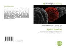 Capa do livro de Apical dendrite