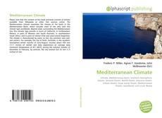 Couverture de Mediterranean Climate