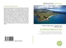 Izu-Bonin-Mariana Arc的封面