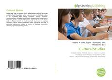 Bookcover of Cultural Studies