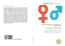 Bookcover of Gender Studies