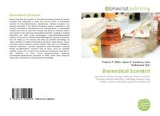 Biomedical Scientist kitap kapağı