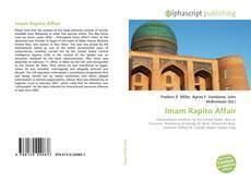 Bookcover of Imam Rapito Affair
