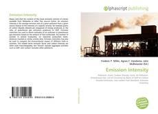 Bookcover of Emission Intensity