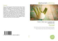 Bookcover of Fennel