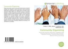 Bookcover of Community Organizing