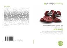 Portada del libro de Bob Holly