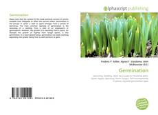 Bookcover of Germination