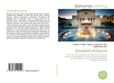 Copertina di Elizabeth of Russia