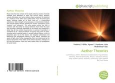 Capa do livro de Aether Theories