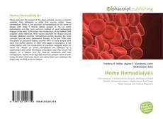 Bookcover of Home Hemodialysis