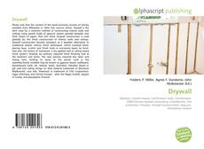 Bookcover of Drywall