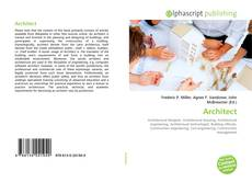 Bookcover of Architect