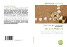 Bookcover of His Dark Materials