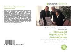 Bookcover of International Organization for Standardization
