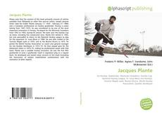 Bookcover of Jacques Plante