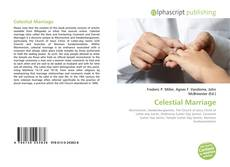Bookcover of Celestial Marriage