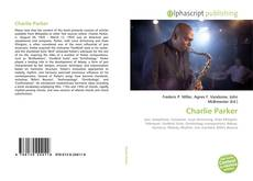 Обложка Charlie Parker