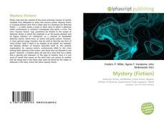 Buchcover von Mystery (Fiction)