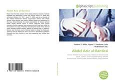 Bookcover of Abdel Aziz al-Rantissi