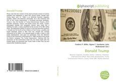 Bookcover of Donald Trump