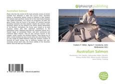 Couverture de Australian Salmon
