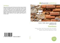 Bookcover of Hardness