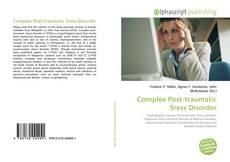 Обложка Complex Post-traumatic Sress Disorder