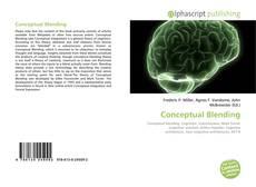 Capa do livro de Conceptual Blending