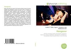 Bookcover of Hangover
