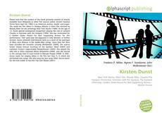 Buchcover von Kirsten Dunst