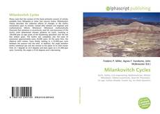 Bookcover of Milankovitch Cycles