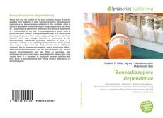 Bookcover of Benzodiazepine dependence