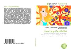 Bookcover of Lana Lang (Smallville)