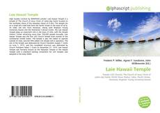 Bookcover of Laie Hawaii Temple