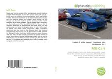 Couverture de MG Cars