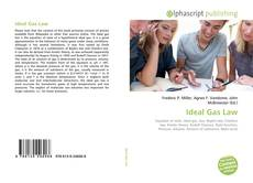 Bookcover of Ideal Gas Law