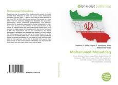 Bookcover of Mohammed Mosaddeq