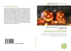 Bookcover of Halloween (1978 film)