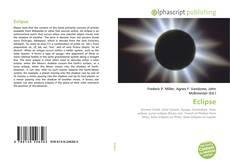 Couverture de Eclipse