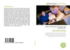 Couverture de Broadcasting