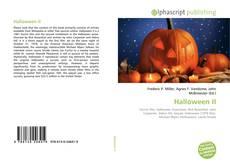 Bookcover of Halloween II