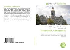 Bookcover of Greenwich, Connecticut