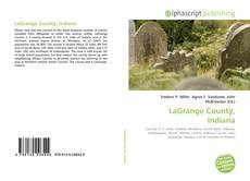 Bookcover of LaGrange County, Indiana