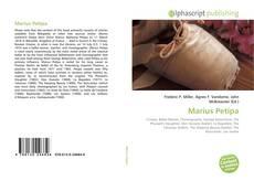 Buchcover von Marius Petipa