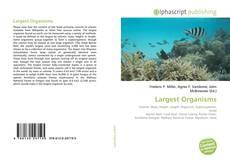 Обложка Largest Organisms