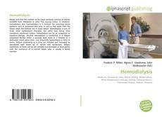 Bookcover of Hemodialysis