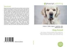 Portada del libro de Dog breed